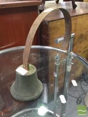 Sale 8412 - Lot 1022 - Brass Shop Door Bell