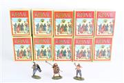 Sale 8827T - Lot 660 - First Legion Ltd Glory Of Rome Hand Made Figures (10)