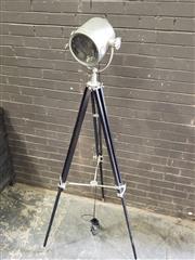 Sale 8962 - Lot 1013 - Modern Floor Lamp in Working Order (H:188cm)