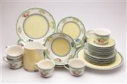 Sale 9060 - Lot 3 - A Villeroy and Boch Part Dinner Suite inc French Garden Fleurence