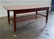 Sale 9071 - Lot 1061 - Vintage Coffee Table (H:43.5 x L:90 x W:44cm)