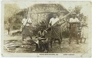 Sale 8387 - Lot 33 - Early Post Card & Photo Album of Fiji