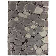 Sale 8626A - Lot 135 - A Cadry's 'Stile BK' Tibetan Highland Wool & Nettle Carpet, Size; 350x250cm, RRP; $8500