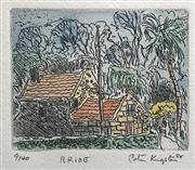 Sale 8756A - Lot 5017 - Peter Kingston (1943 - ) - Bride, 1988 38 x 28.5cm