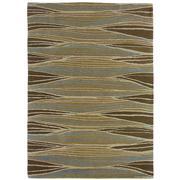 Sale 8820C - Lot 50 - A Nepal Jan Kath Bean Design in Tibetan Highland Wool & Chinese Silk 242x174cm