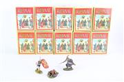 Sale 8827T - Lot 603 - First Legion Ltd Glory Of Rome Hand Made Figures (10)