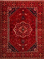 Sale 8447C - Lot 62 - Afghan Chobi 132cm x 100cm