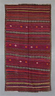 Sale 8472C - Lot 78 - Persian Kilim 245cm x 140cm