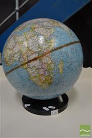 Sale 8480 - Lot 1162 - Globe on Stand