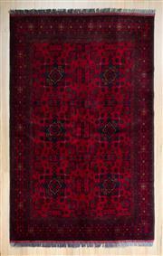 Sale 8566C - Lot 67 - Afghan Khal Mohamadi 206cm x 126cm