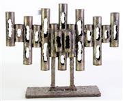 Sale 8931 - Lot 99 - Contemporary industrial sculpture W27.5cm)