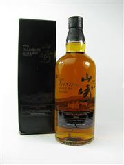 Sale 8329 - Lot 581 - 1x Suntory Whisky The Yamazaki Distillery Single Malt Japanese Whisky - 2014 limited edition, 700ml in box