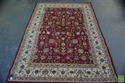 Sale 8390 - Lot 1655 - Persian Egyptian Rug (235 x 160cm)