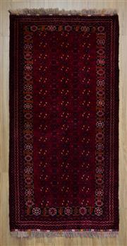 Sale 8566C - Lot 68 - Afghan Qunduzi 192cm x 100cm
