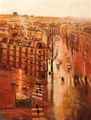 Sale 8597 - Lot 539 - Herman Pekel (1956 - ) - From Printemps 5th Floor, Paris 2006 121 x 90cm