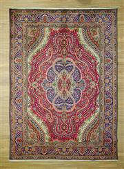 Sale 8589C - Lot 58 - Persian Tabriz, 350x250