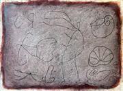 Sale 8752A - Lot 5021 - Charlie Sheard (1960 - ) - A Grammar, 1990 (double-sided) 57 x 76cm