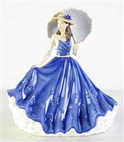 Sale 8972 - Lot 98 - A Royal Doulton Figure of Charlotte (HN 5772) in Original Presentation Box