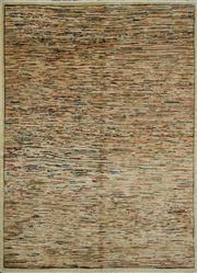 Sale 8370C - Lot 90 - Afghan Chobi Stripi 188cm x 122cm