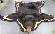 Sale 8444 - Lot 1016 - Small Brown Bear Skin with Full Head Taxidermy (some faults)
