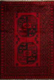 Sale 8447C - Lot 64 - Afghan Filpa 140cm x 90cm