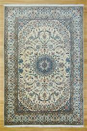 Sale 8589C - Lot 59 - Persian Nain , 323x220