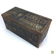 Sale 8643 - Lot 1019 - Arnotts Famous Biscuit Tin (1906-1910)