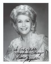 Sale 8809A - Lot 5014 - Debbie Reynolds