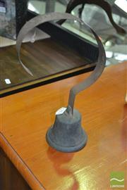 Sale 8412 - Lot 1073 - Brass Shop Door Bell