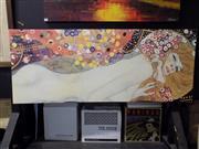 Sale 8417T - Lot 2042 - Klimt Style Print