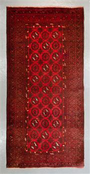 Sale 8472C - Lot 81 - Afghan Qunduzi 200cm x 100cm