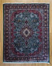 Sale 8566C - Lot 70 - Kashmiri Silk 317cm x 244cm