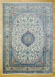Sale 8589C - Lot 60 - Persian Nain , 338x247