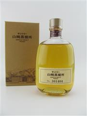 Sale 8423 - Lot 618A - 1x Suntory Whisky The Yamazaki Distillery Single Malt Japanese Whisky - 300ml limited edition, no. 301404 in box