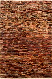 Sale 8447C - Lot 66 - Afghan Chobi Stripe 150cm x 100cm