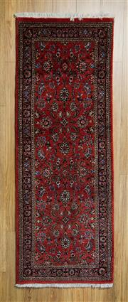 Sale 8566C - Lot 71 - Persian Bijar 190cm x 74cm