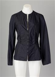 Sale 8661F - Lot 72 - An Emporio Armani casual jacket, approx. size 8