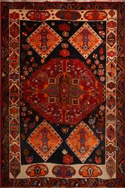 Sale 8390C - Lot 44 - Persian Shiraz 225cm x 157cm
