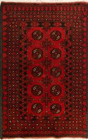 Sale 8447C - Lot 67 - Afghan Turkman 150cm x 100cm