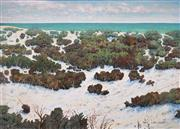 Sale 8693A - Lot 5017 - Clem Millward (1929 - ) - Dune Walk 76 x 106cm