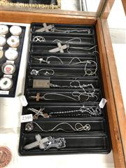 Sale 8819 - Lot 2348 - Collection of Crucifix Figures (10)