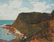 Sale 8901A - Lot 5051 - Rod Bathgate - Dudley Forest Study 1988 44.5 x 57 cm (unframed)