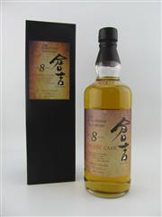Sale 8423 - Lot 620A - 1x Matsui Whisky 8YO The Kurayoshi Distillery Sherry Cask Pure Malt Japanese Whisky - in box