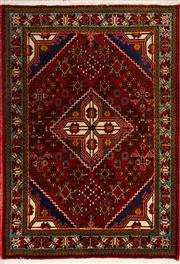 Sale 8447C - Lot 68 - Persian Abada 155cm x 111cm