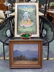 Sale 8462 - Lot 1084 - Art Works x 2