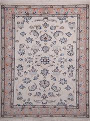 Sale 8447C - Lot 69 - Persian Nain 155cm x 116cm