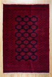 Sale 8566C - Lot 73 - Afghan Qunduzi 190cm x 128cm