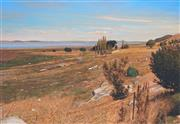 Sale 9047A - Lot 5013 - John Earle (1955- ) - Lake George 34 x 49 cm