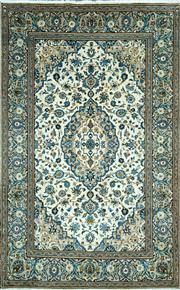 Sale 8307A - Lot 99 - Persian Kashan 298cm x 193cm RRP $3000