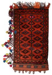 Sale 8390C - Lot 45 - Persian Pillow Case 100cm x 60cm
